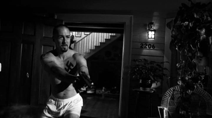 american history x analysis of lighting and American history x impressed people because it is one of the few movies have shown the problem was the redemption of the interior of the problem thanks to several charismatic figure can be designed on a philosophical level, this film is entirely in agreement with many authors of doctrines.